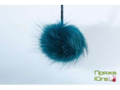 Помпон № 7 цвет синий