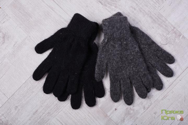 Перчатки мужские шерстяные