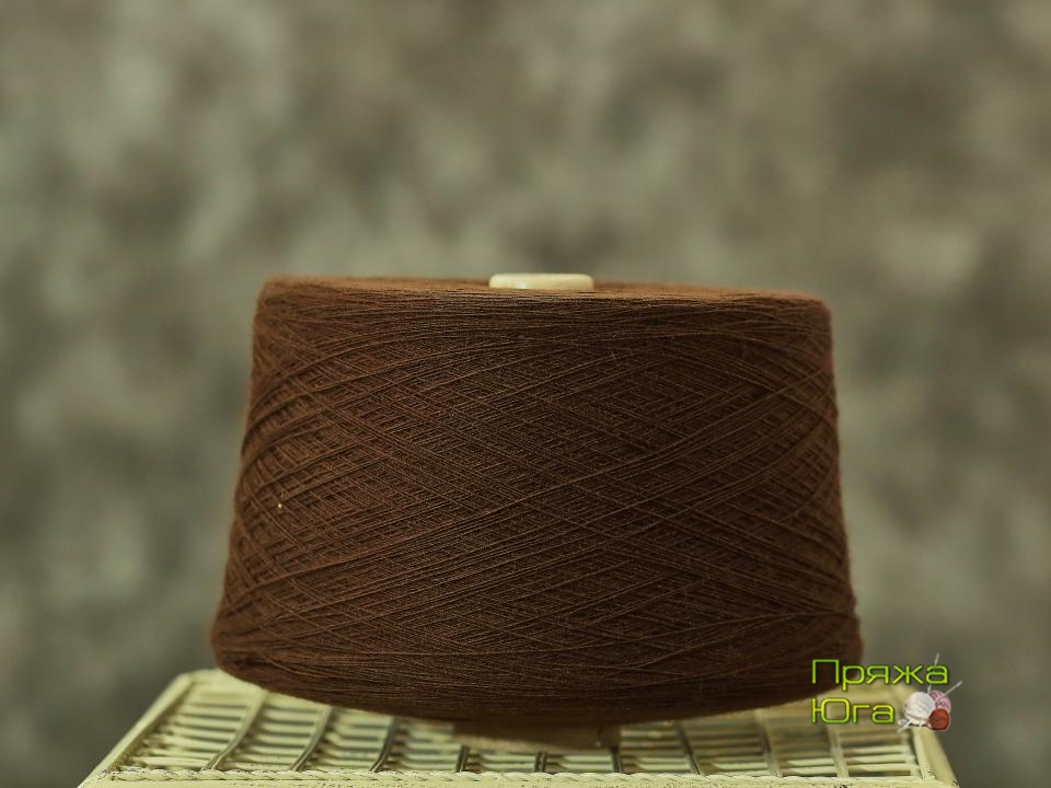Пряжа полушерсть Vernitas 15-1 (Латвия) цвет  21147