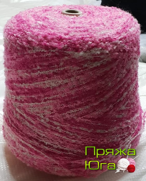 Пряжа Букле (Турция) цвет 1