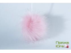 Помпон № 17 цвет розовый