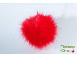 Помпон № 18 цвет малина