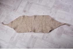 Пояс вязаный из овечьей шерсти для поясницы