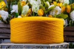 Кавказская пряжа для машинного вязания в бобинах
