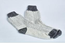 Носки шерстяные с козьим пухом тонкие