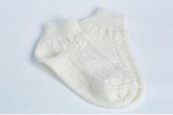 Носки шерстяные спортивные (следы)