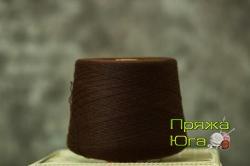 Пряжа Пинская (Белоруссия) цвет шоколад