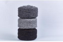 Пряжа шерстяная (носочная) для ручного вязания в мотках (в таблетках) 250 граммов, в 2 нити