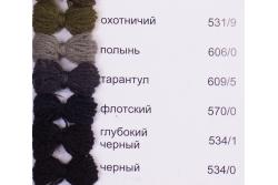 Белорусская пряжа для машинного вязания в бобинах