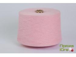 Турецкая пряжа хб 12-1 цвет pearl pink